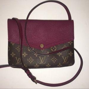 Louis Vuitton Twinset Twice Berry Crossbody